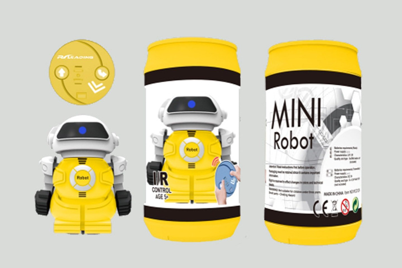 Fjärrstyrd robot
