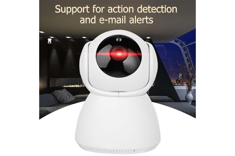 Trådlös Wi-Fi Kamera med LIVE APP