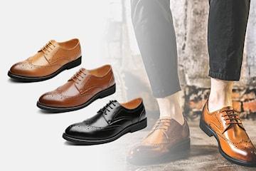 Brogues-sko herre