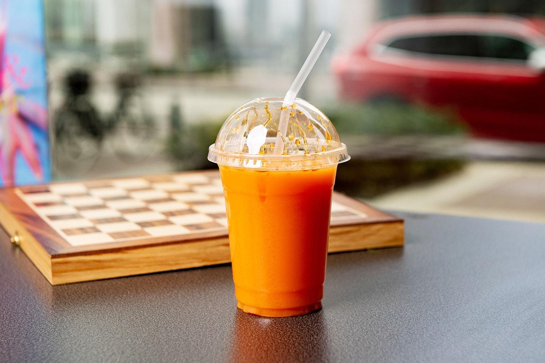Valfri sandwich inkl. juice eller smoothie