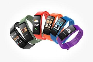 Smart aktivitetsarmband med OLED-skärm