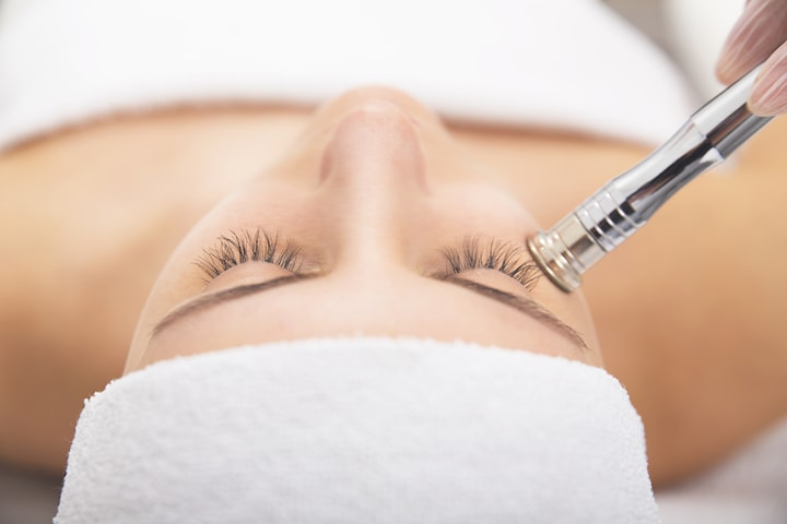 Microdermabrasion advanced