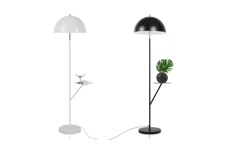 Globen Lighting Butler bords- eller golvlampa
