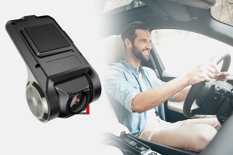 HD dashcam til bil (1 av 7)