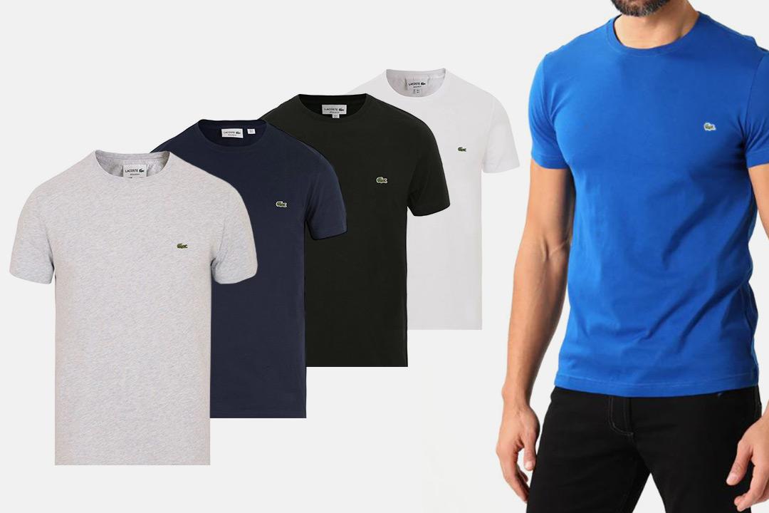 Lacoste t-skjorte til herre (1 av 7)