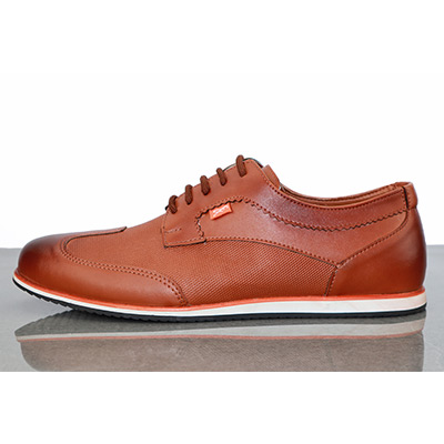 41, Zealand Derby Cognac, Nielsen & Christensen Zealand Shoes, Sko i ekte lær fra Nielsen & Christensen, ,  (1 av 1)