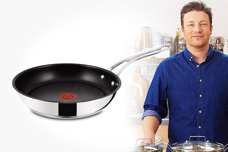 Tefal Jamie Oliver Premium stekpanna 28 cm (1 av 3)